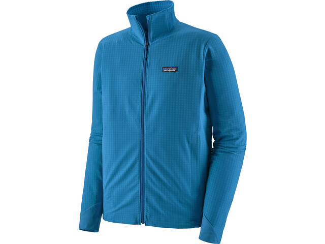 Patagonia R1 TechFace Veste Homme, andes blue